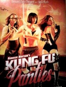 Kung Fu Panties