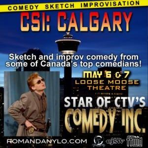 CSI Calgary Alberta