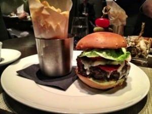 Best Burgers Calgary - Rush Burger