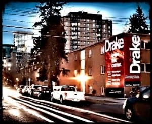 Drake New Condos in Calgary Demolition Event