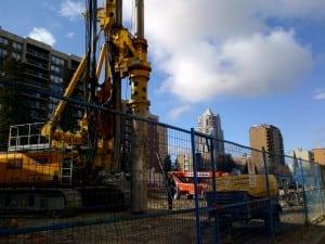 Calla Condo Under Construction