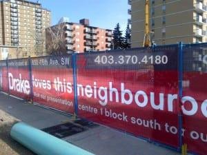 Drake Condos in Calgary