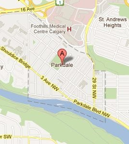 Parkdale Calgar Inner City Community