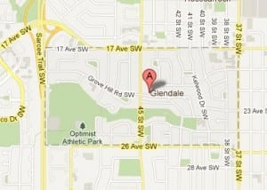 Glendale Calgary Inner City Homes
