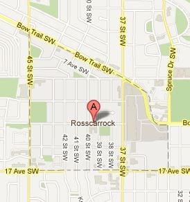 Rosscarrock Real Estate in Calgary`s inner city