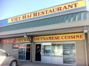 Viet Hai Pho Restaurant Calgary