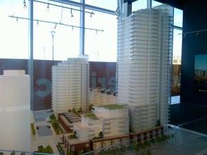 Evolution Condos by Embassy Bosa in East Village Calgary