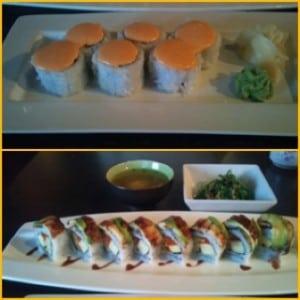 Haru Sushi Rolls Calgary Restaurant
