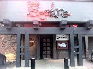 Open Sesame Calgary Restaurant Macleod Trail