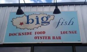 Big Fish Calgary Seafood Restaurant