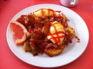 Misson Diner Breakfast