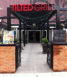 Tilted Grill Calgary Alberta Beltline