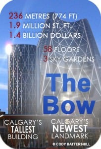 Calgary Facts Bow Tower Facts