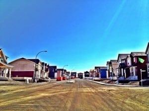 Evanston Homes Calgary Alberta