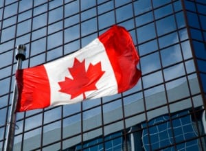 Condo Investments in Canada - Canadian Flag