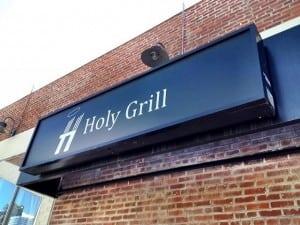 Holy Grill Calgary Restaurant