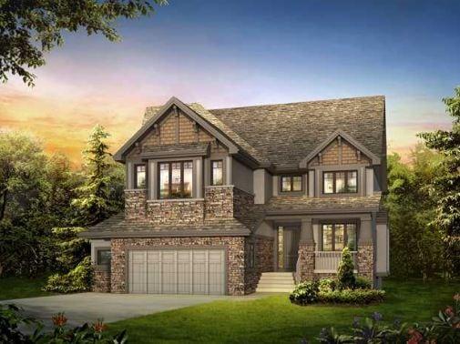 Wentworth Calgary Luxury Homes