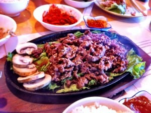 Bow Bulgogi Calgary Korean Restaurant
