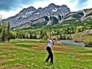 Best Activities in Canmore Alberta - Golf