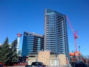 Keynote One and Keynote Two in the Calgary beltline