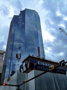 Eighth Avenue Place towers in Calgary