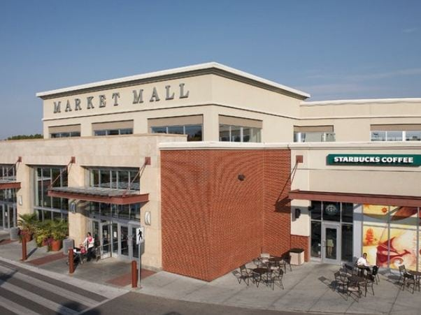 Market Mall NW Calgary shopping centre