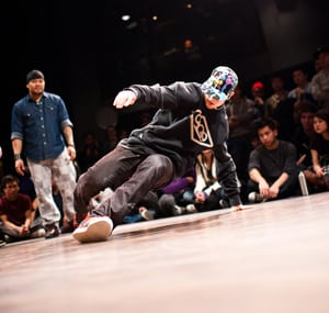 5 Kings Calgary Alberta Break Dance Show