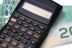 Canadian Cash Calculator Budget Smart Tips
