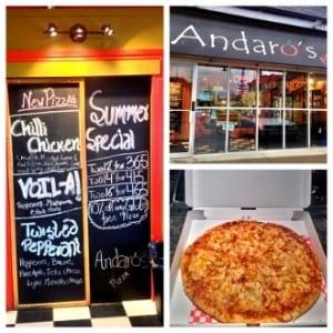 Cougar RIdge Calgary Pizza Andaro's