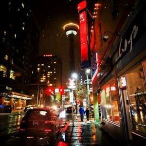 Calgary Clubs Nightlife Nighttime