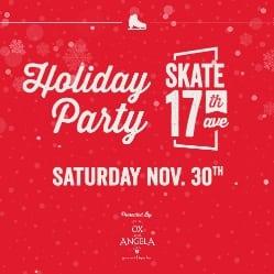 17th Avenue SW Skate Party Calgary