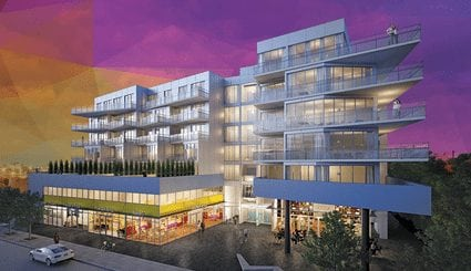 AVLI 9th Avenue SW Calgary AB New Condos