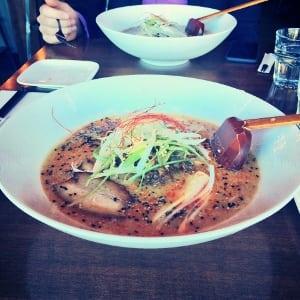 Shizi Menya Calgary Bridgeland Ramen Japanese Noodle House