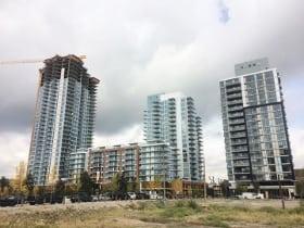 East Village Calgary Condos FIRST Evolution Construction