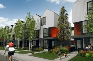 ARRIVE at Bowness new townhomes calgary northwest