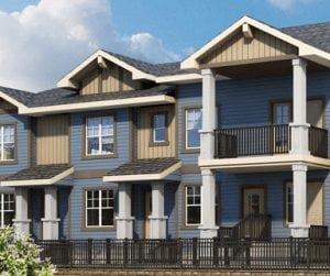 the link evanston townhomes nw calgary alberta