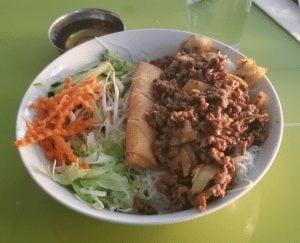 beef bun dish le la vietnamese se calgary