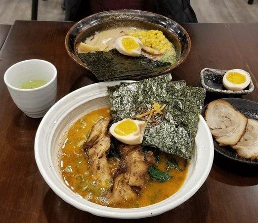 Tekkotsu Ya japanese ramen restaurant calgary alberta