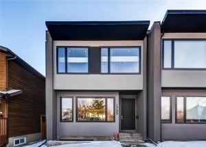1733 33rd avenue sw south calgary infill