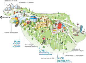 Trinity Hills community infographic calgary