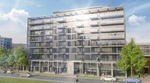 the annex condominiums calgary exterior