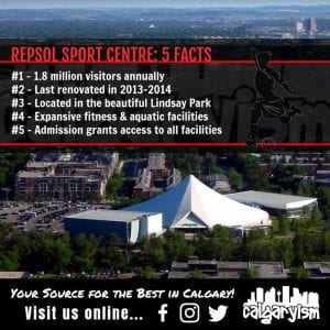 5 facts infographic repsol sport centre calgary