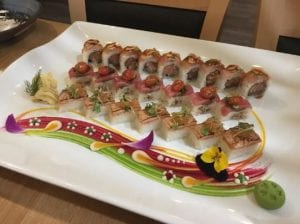 best sushi in calgary big catch rolls