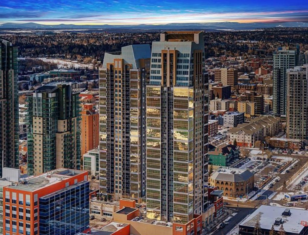 alura and nuera condos for sale calgary