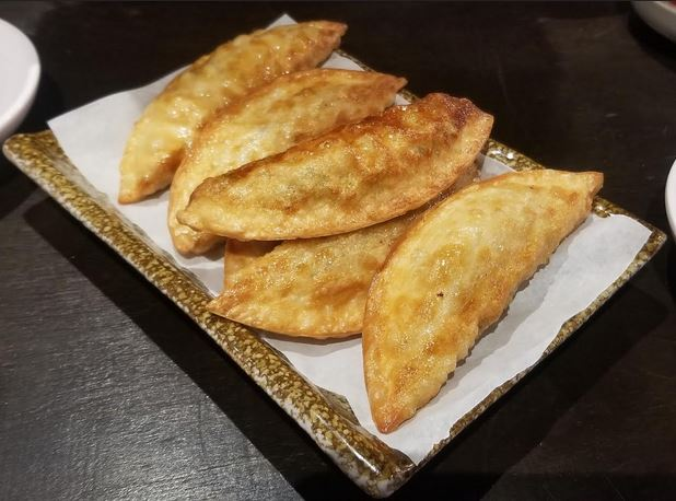 fried dumplings korean restaurant southwest calgary alberta