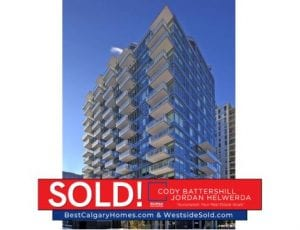 waterfront parkside condo sold best calgary homes