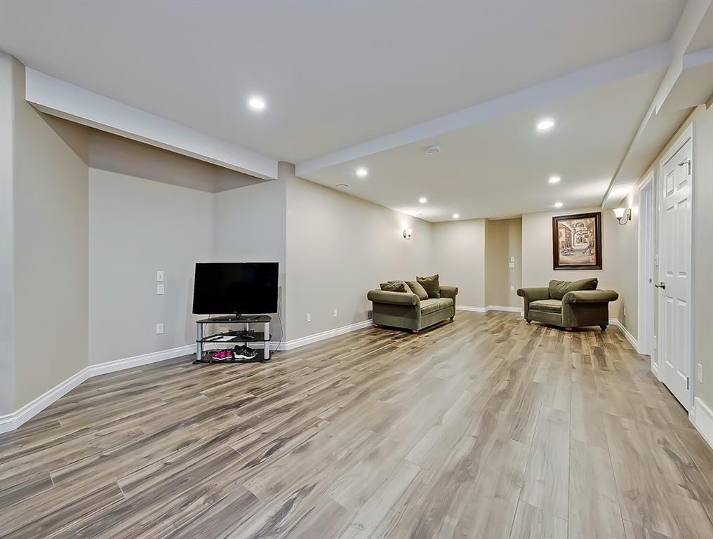 hawkwood home for sale basement view 98 hawkstone drive nw