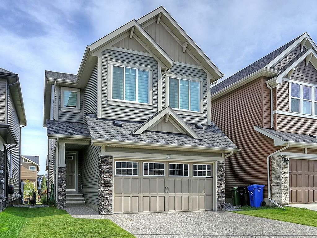 detached home for sale in calgary cougar ridge