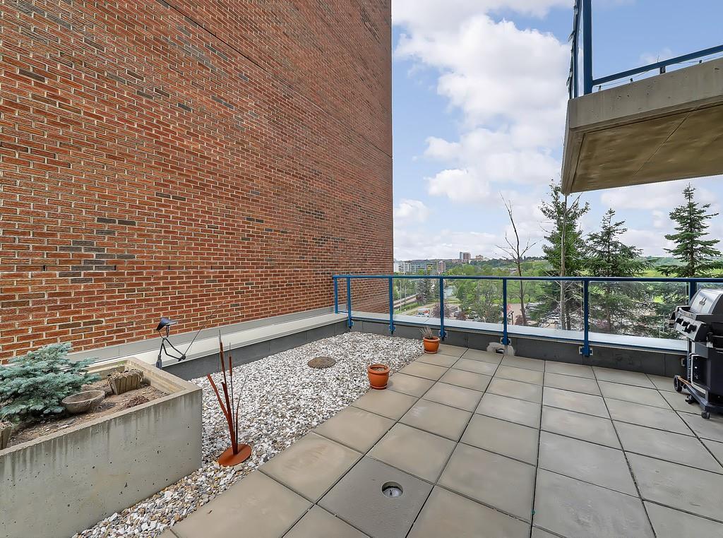 five west condo for sale low maintenance patio view
