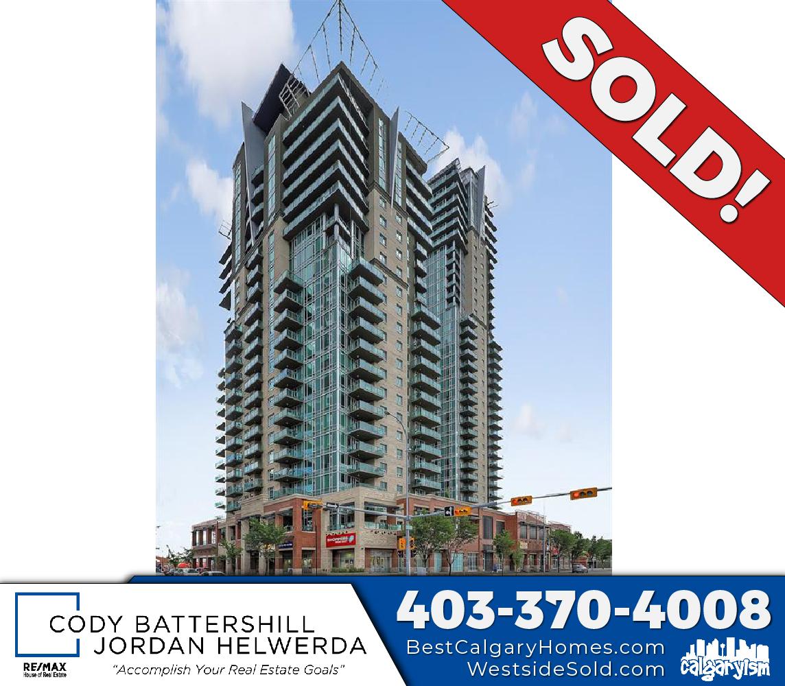 sasso condo sold #208 1410 1st Street SE
